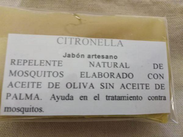 Pastilla de jabón Artesanal Natural (4)