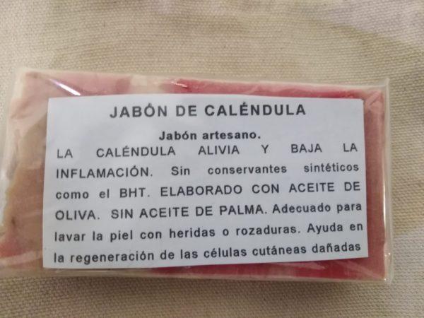 Pastilla de jabón Artesanal Natural (5)