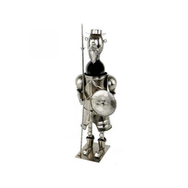 Botellero Metal Quijote